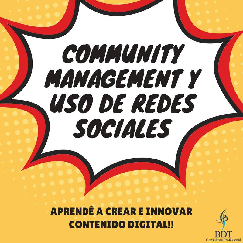 Curso community management y redes sociales