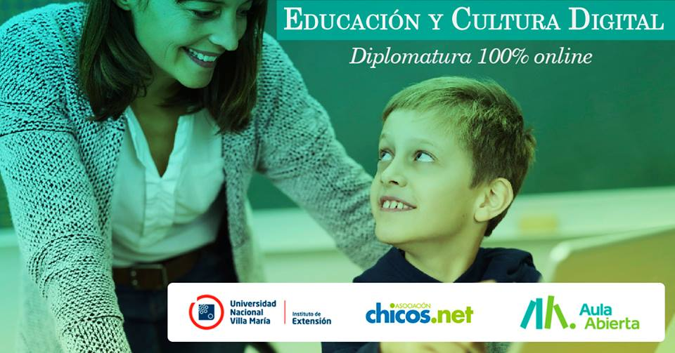 Diplomatura virtual Educar en la cultura digital