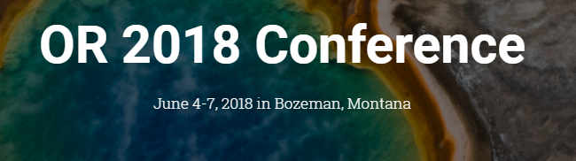 13th International conference on open repositories (OR2018)