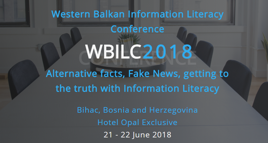 Western Balkan information literacy conference