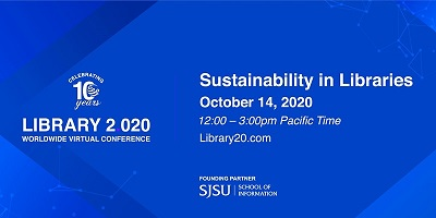 Sustainability in libraries