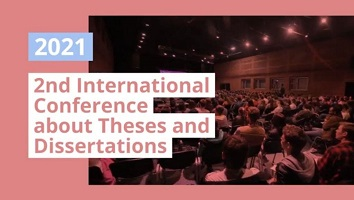 2nd. International conference about theses and dissertations
